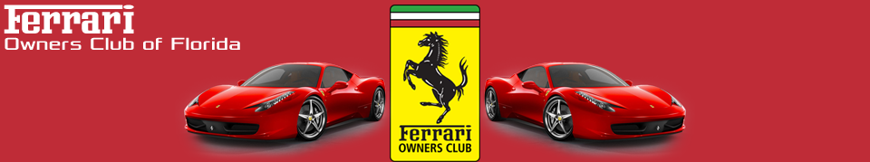 Ferrari Owners Club of Florida